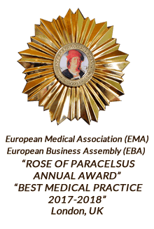 Rose of Paracelsus Award